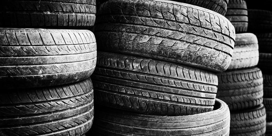 Begagnade däck - Vanadis gummi